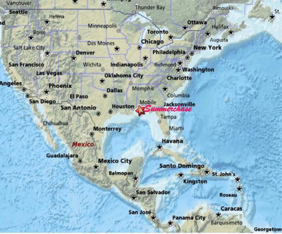 Orange Beach Florida Orange Beach is an Approximate